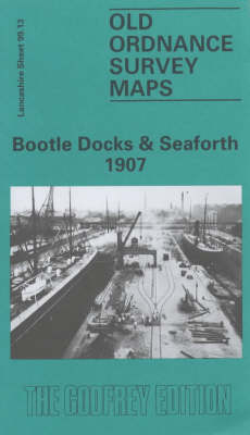 Bootle Docks and Seaforth 1907: Lancashire Sheet 99.13