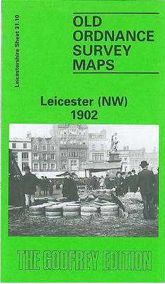 Leicester (North West) 1902: Leicestershire Sheet 31.10