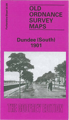 Dundee (South) 1901: Forfarshire Sheet 54.09