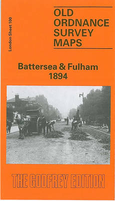 Battersea and Fulham 1894: London Sheet   100.2