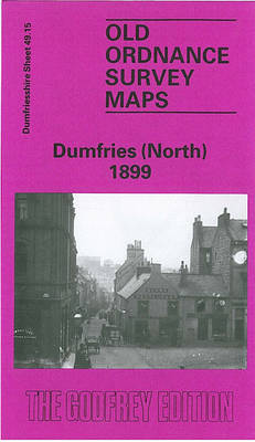 Dumfries (North) 1899: Dumfriesshire Sheet 49.15