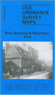 Bow, Bromley and West Ham 1914: London Sheet 053.3