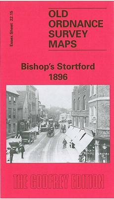 Bishop's Stortford 1896: Essex Sheet 22.15