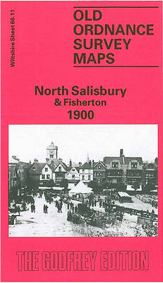 North Salisbury and Fisherton 1900: Wiltshire Sheet 66.11