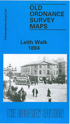 Leith Walk 1894: Edinburgh Sheet 3.04