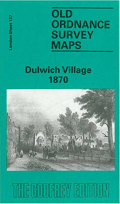 Dulwich Village 1870: London Sheet 127.1