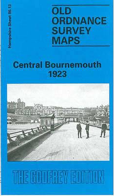 Central Bournemouth 1923: Hampshire Sheet 86.13