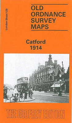 Catford 1914: London Sheet 129.3