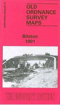 Bilston 1901: Staffordshire Sheet 62.16