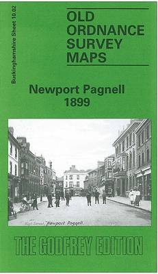Newport Pagnell 1899: Buckinghamshire Sheet 10.02