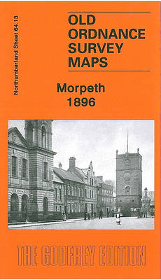 Morpeth 1896: Northumberland Sheet 64.13