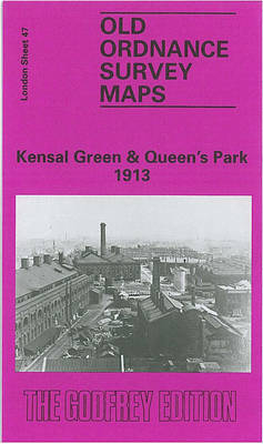 Kensal Green and Queen's Park 1913: London Sheet   047.3