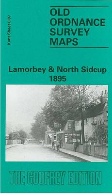 Lamorbey and North Sidcup 1895: Kent Sheet 8.07