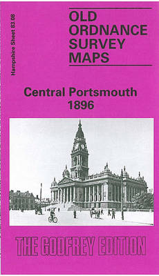 Central Portsmouth 1896: Hampshire Sheet 83.08