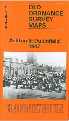 Ashton and Dukinfield 1907: Cheshire Sheet