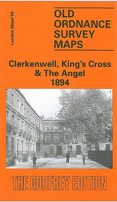 Clerkenwell, King's Cross and the Angel 1894: London Sheet 050.2