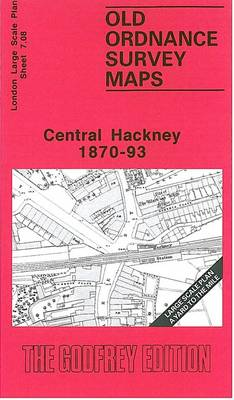 Central Hackney  1870-93: London Large Scale Sheet  07.08