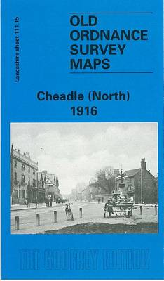 Cheadle (North) 1916: Lancashire Sheet 111.15