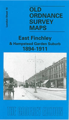 East Finchley and Hampstead Garden Suburb 1894-1911: London Sheet  010.2