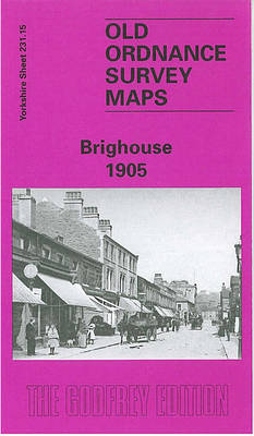Brighouse 1905: Yorkshire Sheet 231.15