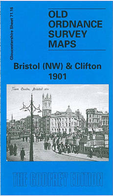 Bristol (NW) & Clifton 1901: Gloucestershire Sheet 71.16