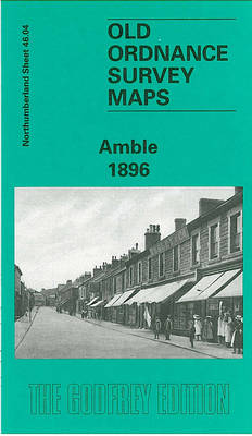 Amble 1896: Northumberland Sheet 46.04
