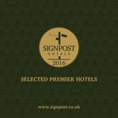 Signpost: Selected Premier Hotels: 2016