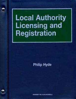 Local Authority Licensing and Registration