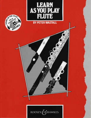 Learn as You Play Flute: Tutor Book