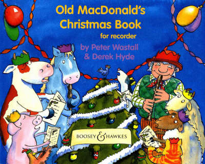 Old Macdonald's Christmas Book for Recorder