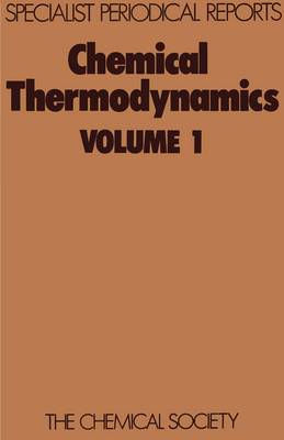 Chemical Thermodynamics: A Review of Chemical Literature