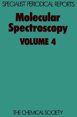 Molecular Spectroscopy: A Review of the Recent Literature