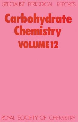 Carbohydrate Chemistry: A Review of Chemical Literature