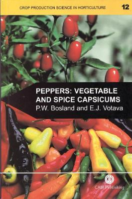 Pepp: Vegetable and Spice Capsicums