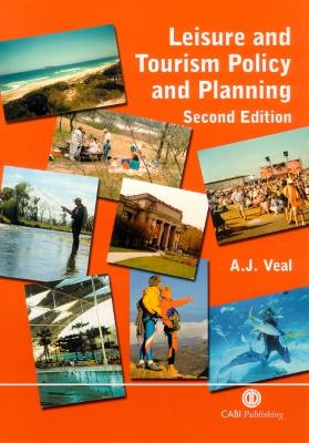 Leisure and Tourism Policy and Plannin