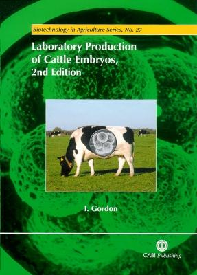 Laboratory Production of Cattle E