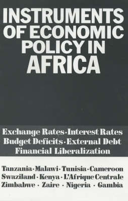 Instruments of Economic Policy in Africa