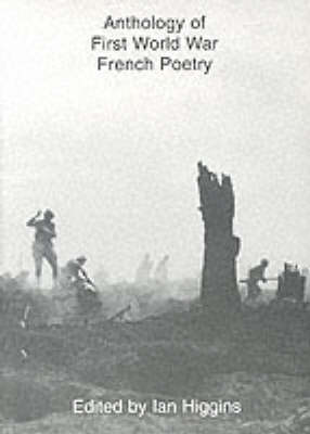 Anthology of First World War French Poetry