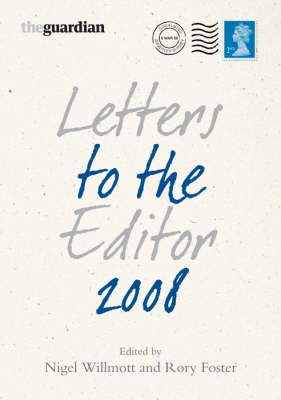 Letters to the Editor 2008: 2008