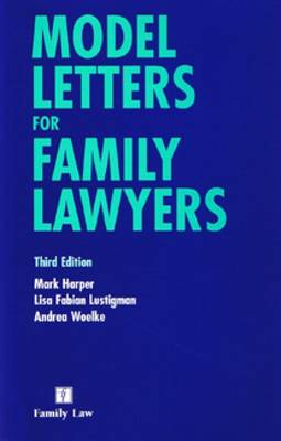 Model Letters for Family Lawyers