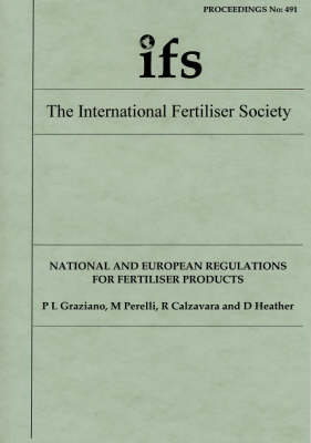 National and European Regulations for Fertiliser Products