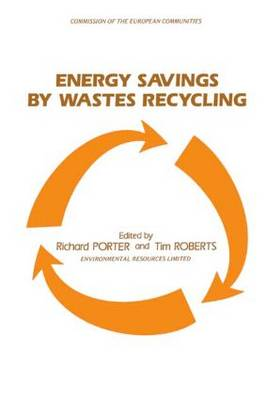 Energy Savings by Wastes Recycling