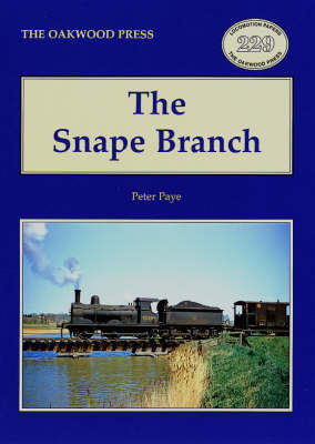 The Snape Branch