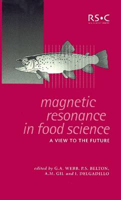 Magnetic Resonance in Food Science: A View to the Future