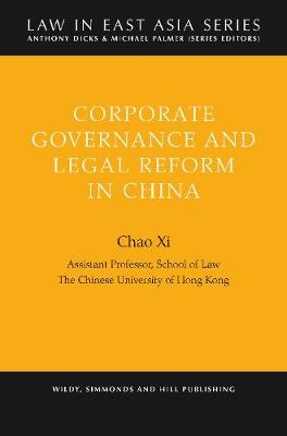 Corporate Governance and Legal Reform in China