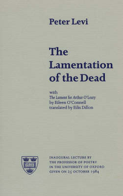 The Lamentation of the Dead