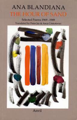 The Hour of Sand: Selected Poems 1969-1989