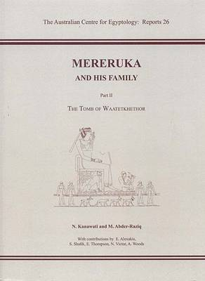 Mereruka and His Family, Part II
