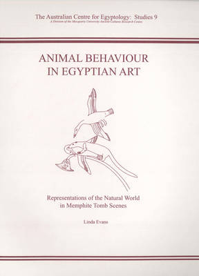 Animal Behaviour in Egyptian Art