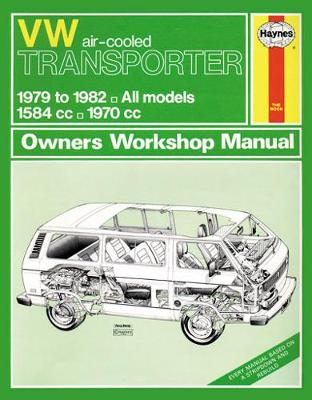 VW Transporter Owner's Workshop Manual: 79-81